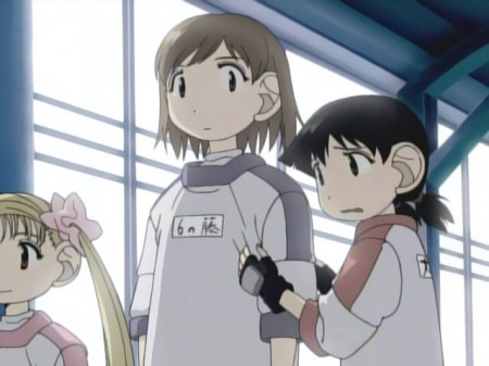alien 9 ova 2001 aoi anime