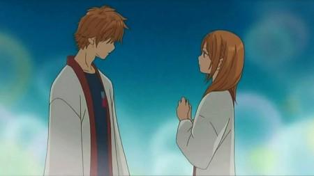 Manga már randevú
